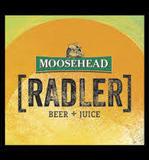 Moosehead Radler beer