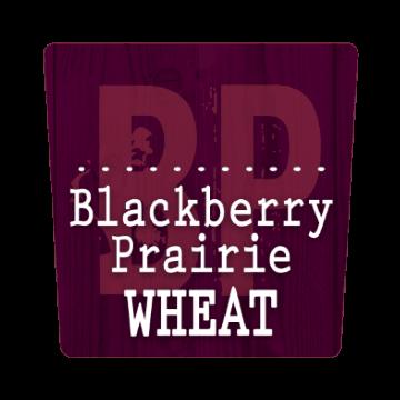 Moeller Brew Barn - Blackberry Prairie Wheat beer Label Full Size