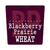 Moeller Brew Barn - Blackberry Prairie Wheat beer