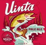 Uinta Pale Ale beer