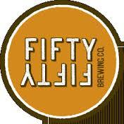 FiftyFifty Eclipse Four Roses beer Label Full Size