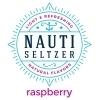 Nauti Seltzer Raspberry beer