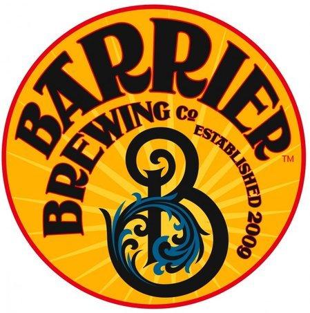 Barrier Morticia beer Label Full Size