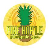 Evolution Pine'Hop'Le beer
