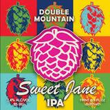 Double Mountain Sweet Jane IPA beer