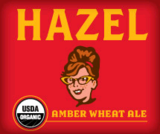 Uinta Hazel Amber Wheat beer