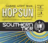 Southern Tier Hop Sun beer