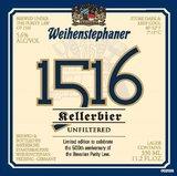 Weihenstephaner 1516 Kellerbier beer
