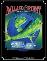 Ballast Point Dorado DBL IPA Beer