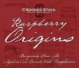 Crooked Stave Raspberry Origins Beer