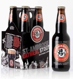 St. Ambroise Oatmeal Stout beer