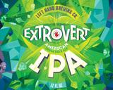 Left Hand Extrovert IPA beer