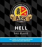 ABK Hell Das Blaue Beer