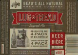 Beau's Lug Tread Lagered Ale beer