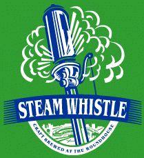 Steam Whistle Pilsner Beer