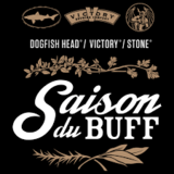 Stone/ Dogfish Head/ Victory Saison du Buff Beer