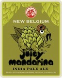 New Belgium Hop Kitchen Juicy Mandarina IPA Beer