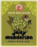 New Belgium Hop Kitchen Juicy Mandarina IPA Beer