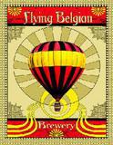 Flying Belgian Curley Tail Ale beer