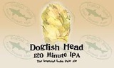 Dogfish Head 120 Minute IPA  2016 Beer