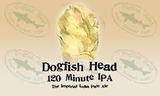 Dogfish Head 120 Minute IPA  2016 beer