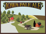 Millstream Iowa Pale Ale beer