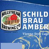 Millstream Schild Brau Amber beer