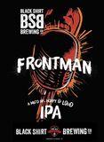 Black Shirt Frontman IPA beer