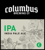 Columbus CBC IPA beer