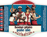 Coney Island Home Plate Pale Ale beer