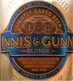 Innis & Gunn Blonde Lightly Oaked beer