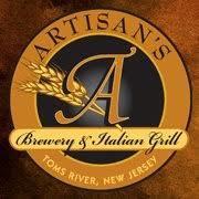 Artisan's Light Ale beer Label Full Size
