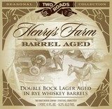 Two Roads Henry's Farm Barrel-Aged Beer