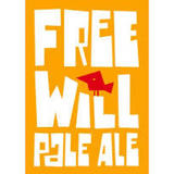 Birdsong Free Will Pale Ale beer