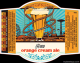 Coney Island Hard Orange Cream Soda Beer