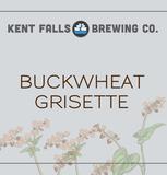 Kent Falls Buckwheat Grisette Beer