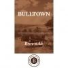 Kalona Bulltown Brown Ale beer