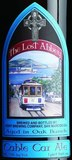 Lost Abbey Cable Car 2008 beer