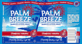 Palm Breeze Strawberry Pineapple Beer