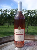 Macari Rose 2015 Beer