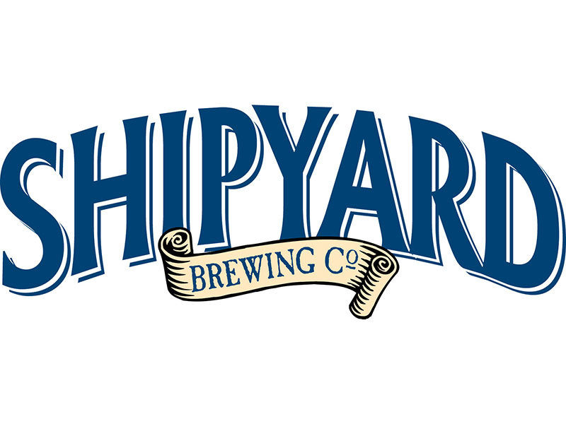 Shipyard Island Time IPA beer Label Full Size