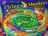 Flying Monkeys Hoptical Illusion beer