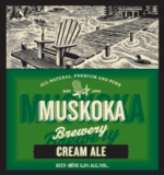 Muskoka Cream Ale Beer