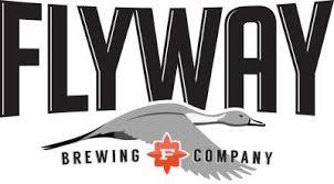 Flyway Bluewing Berry Wheat beer Label Full Size