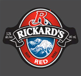 Rickard's Red beer