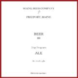 Maine Beer  III Beer