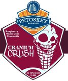 Petoskey Cranium Crush Beer