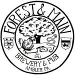 Forest and Main Paradisornis beer Label Full Size