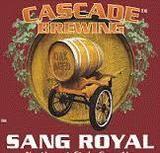 Cascade Sang Royal 2013 beer