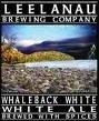 Leelanau Whaleback White Beer